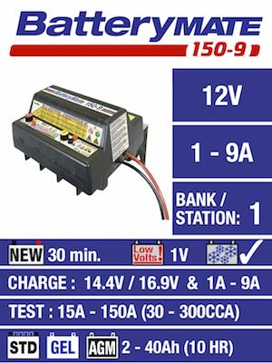 Batterymate 150-9
