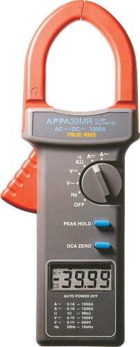 Appa 39MR - Lakatfogós multiméter