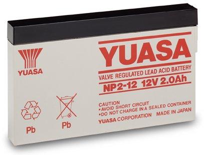 YUASA NP2-12