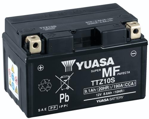 YUASA TTZ-10S
