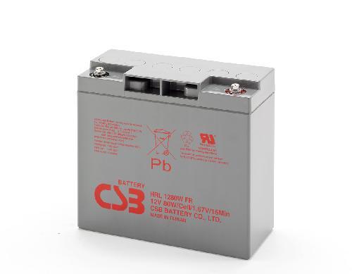CSB HRL1280W 12V 20Ah
