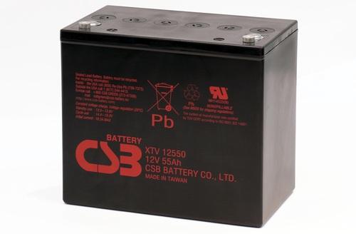 CSB-XTV 12V 55Ah