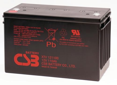 CSB-XTV 12V 110Ah