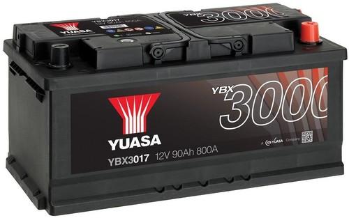 YUASA YBX3017