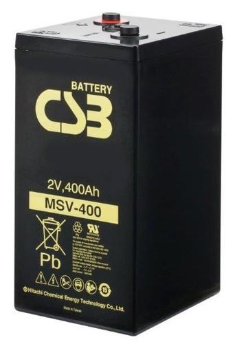 CSB MSV400 2V 400Ah