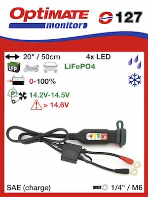 O-127 Lítium