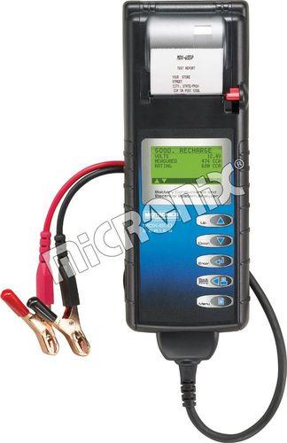 MDX-655P akkumulátor és töltési rendszer ellenőrző műszer nyomtatóval