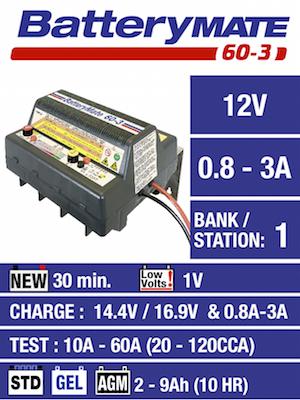 Batterymate 60-3