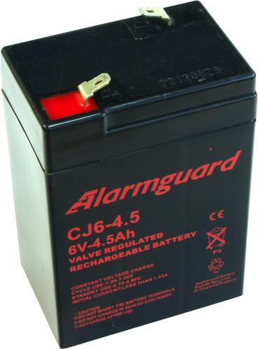 Alarmguard CJ6-4.5