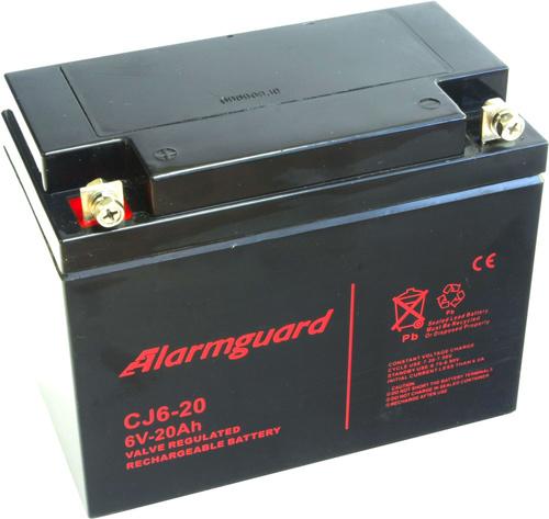 Alarmguard CJ6-20