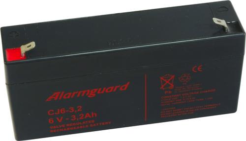 Alarmguard CJ6-3.2