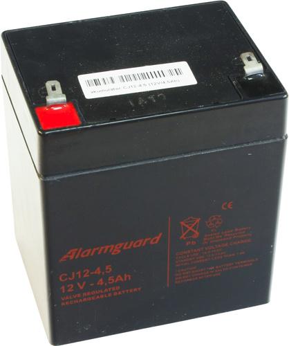Alarmguard CJ12-4.5